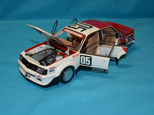 1:18 1981 Touring Car Championship Runner-Up - Holden VC Commodore