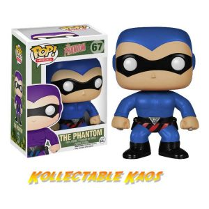 The Phantom - Ghost Who Walks (Blue Variant) Pop! Vinyl Figure