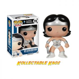Green Lantern - White Lantern Wonder Woman Pop! Vinyl Figure
