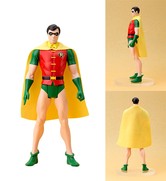 DC Comics - Robin Classic Costume Artfx+ Statue