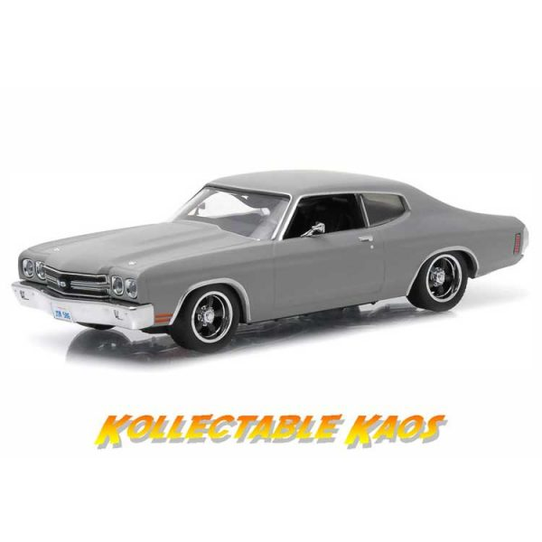 1:43 Greenlight - F&F 1970 Chevy Chevelle - The Fast and the Furious (2009)
