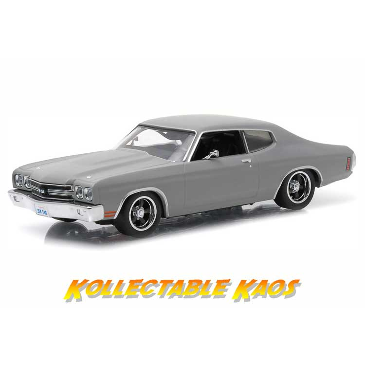 1:43 Greenlight - F&F 1970 Chevy Chevelle - The Fast and ...