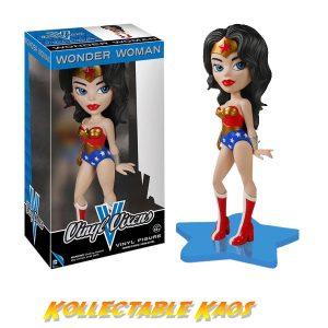"""Wonder Woman - Wonder Woman Vinyl Vixens 9"""" Vinyl Figure"""