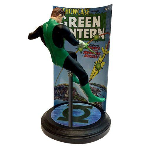 Green Lantern - Showcase Number 22 Premium Motion Statue