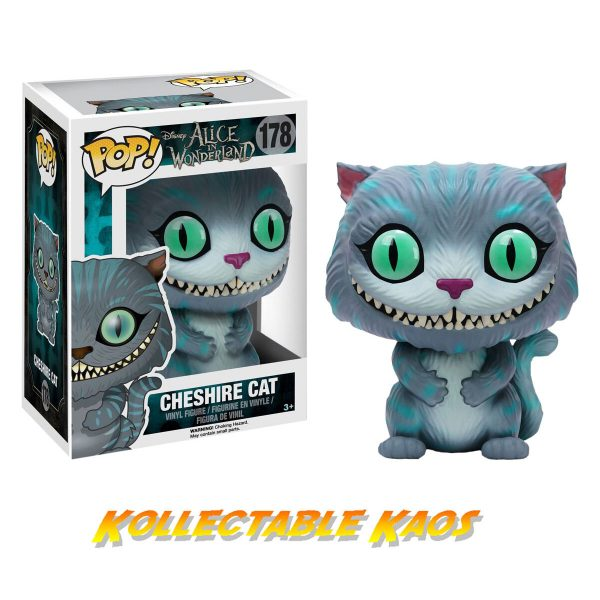 Alice in Wonderland - Cheshire Cat Pop! #178 + PROTECTOR
