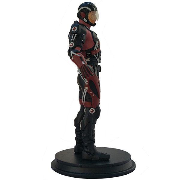 Arrow - Atom Paperweight Statue