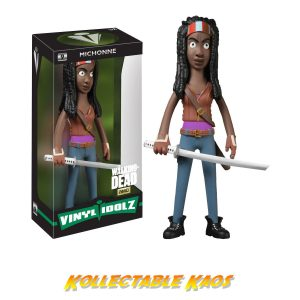 """The Walking Dead - Michonne 8"""" Vinyl Idolz Figure"""