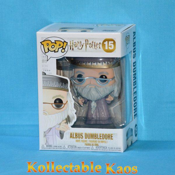 FUN5891 HP Dumbledore 1 600x600 - Harry Potter - Albus Dumbledore with Wand Pop! Vinyl Figure #15