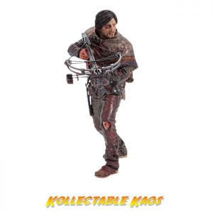 "The Walking Dead - Daryl Dixon 10"" Survivor Edition Deluxe Action Figure"