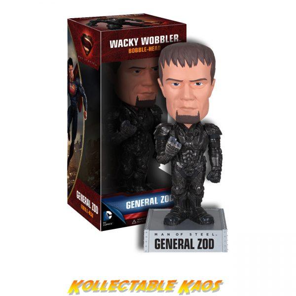 Superman - Man of Steel - General Zod Wacky Wobbler
