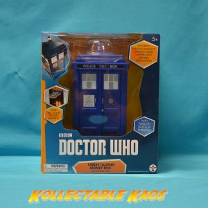 Doctor Who - TARDIS Talking Money Bank