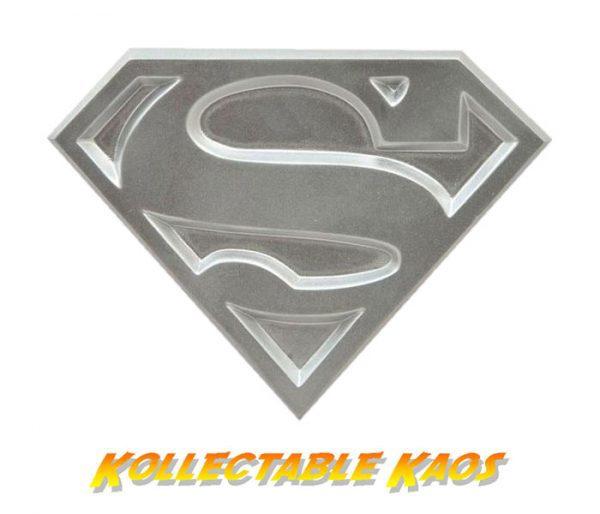 Superman: The Animated Series - Superman Logo Metal Bottle Opener