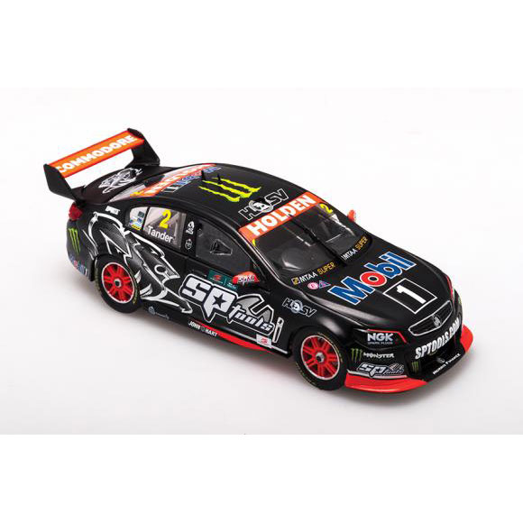 1:43 2015 HRT Supertest Livery - Holden VF Commodore - #2 Garth Tander