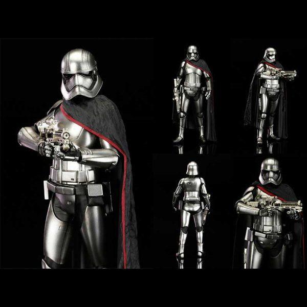 Star Wars - Captain Phasma The Force Awakens Ver. ArtFx Statue