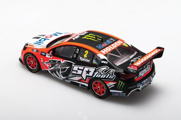1:43 2015 Clipsal 500 3rd place - Holden VF Commodore - Garth Tander