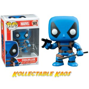 Deadpool - Foolkiller (Blue) Deadpool Pop! Vinyl Figure