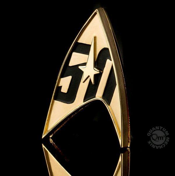 Star Trek - 50th Anniversary Magnetic Badge