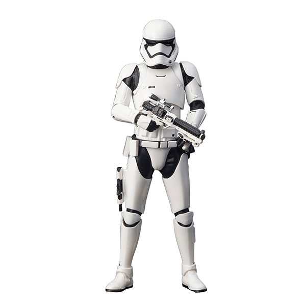 Star Wars - First Order Stormtrooper - Single Pack Pre Painted Statue