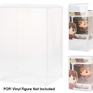 ULTRA PRO Storage Box - Semi-Rigid Figurine (Pop Vinyl) Display - 20PK
