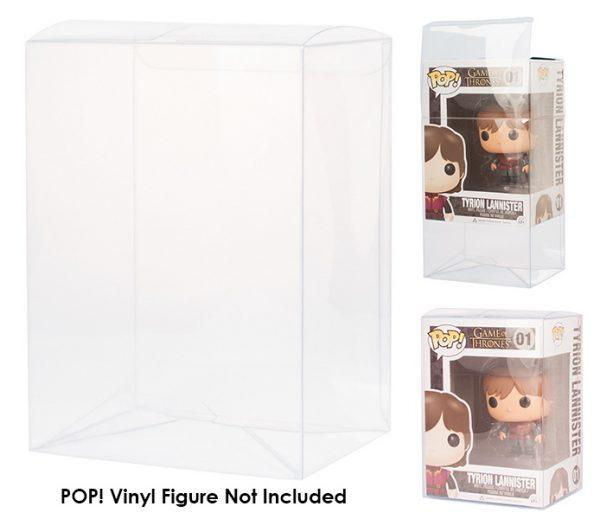 ULTRA PRO Storage Box - Semi-Rigid Figurine (Pop Vinyl) Display - 20PK