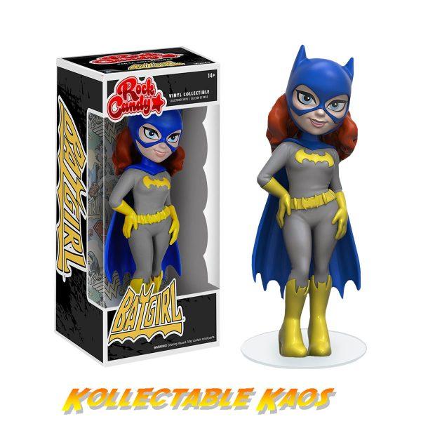 """Batman - Classic Batgirl Rock Candy 5"""" Vinyl Figure"""