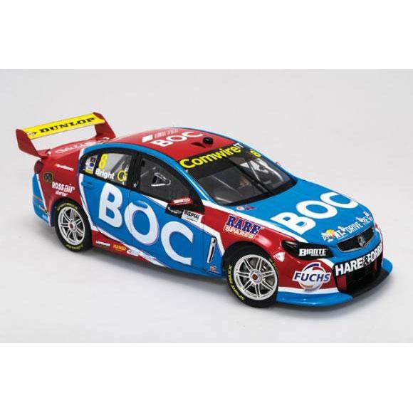 1:18 2016 Supercars Championship - Holden VF Commodore - Team BOC - Jason Bright