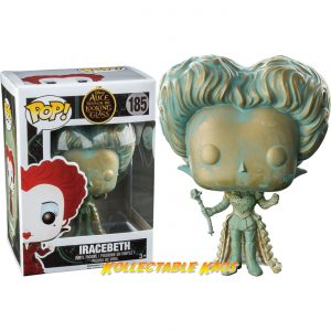 Alice Through The Looking Glass - Iracebeth Patina Pop! Vinyl Figure