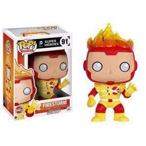 Justice League - Firestorm Pop! Vinyl Figure