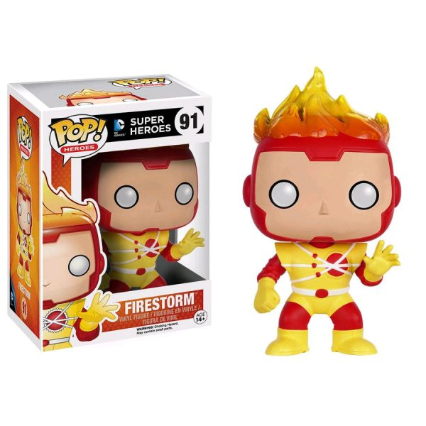Justice League - Firestorm Pop! Vinyl Figure