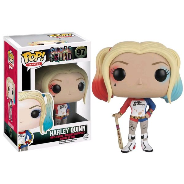 Suicide Squad - Harley Quinn Pop!