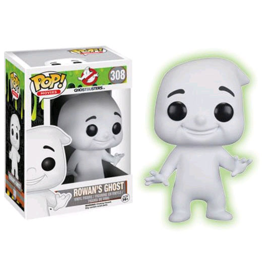Ghostbusters - Rowan's Ghost Glow in the Dark Pop! Vinyl Figure