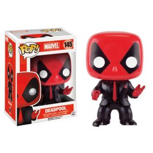 Deadpool - Deadpool in Suit & Tie Pop! Vinyl Figure