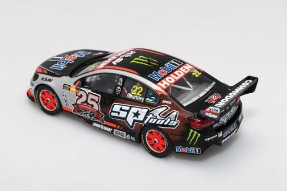 1:43 2015 Sydney 500 - Holden VF Commodore - Holden Racing Team - James Courtney