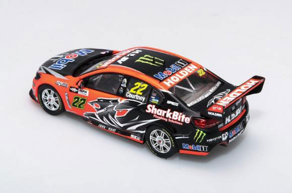 1:43 2016 Clipsal 500 Race 2 Winner - Holden VF Commodore - Holden Racing Team - James Courtney