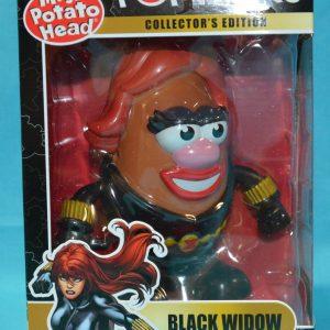 Mr Potato Head - Captain America: Civil War - Black Widow