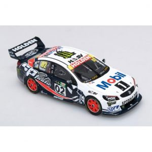 B43H15X 01 300x300 - 1:43 2015 Townsville 400 - Holden VF Commodore - #2 Tander - Brock Tribute Livery