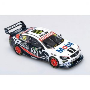 1:43 Biante - 2015 Townsville 400 - Holden VF Commodore - #22 Courtney - Brock Tribute Livery
