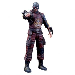 Batman: Arkham City - Series 4 Deadshot Action Figure
