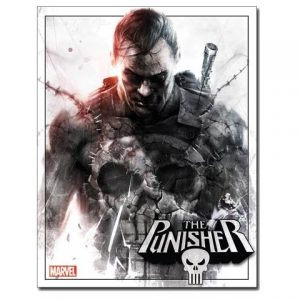 Tin Sign - Marvel - The Punisher
