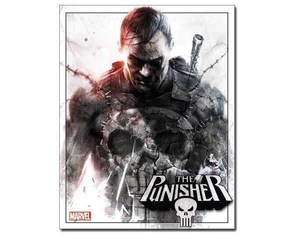 Tin Sign - Marvel - The Punisher