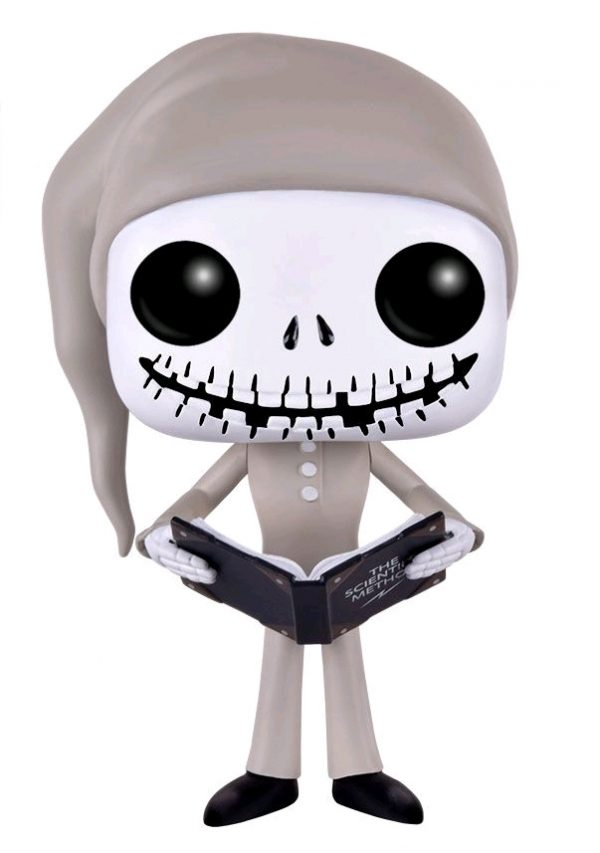 SDCC The Nightmare Before Christmas - Jack Skellington Pajama SDCC 2016 Exclusive Pop! + PROTECT