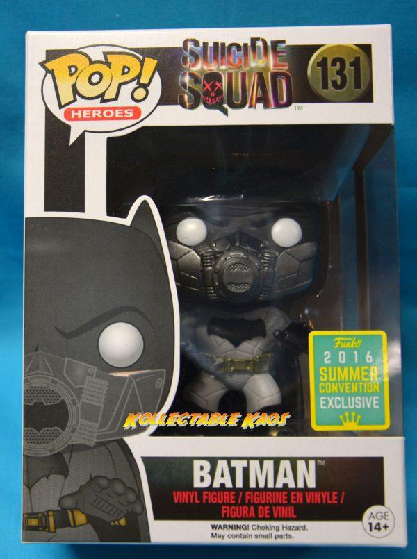 SDCC Suicide Squad - Underwater Batman SDCC 2016 Exclusive Pop! Vinyl Figure