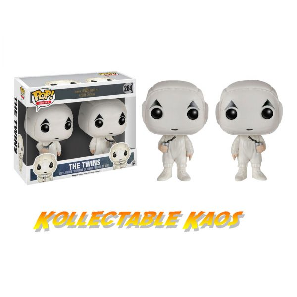 Miss Peregrine's Home for Peculiar Children - Snacking Twins Pop! Vinyl Figure 2-Pack