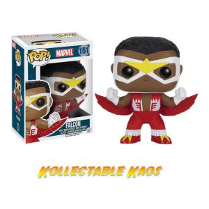 The Avengers - Classic Falcon Pop! Vinyl Figure