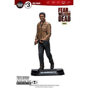 """Fear The Walking Dead - Travis Manawa 7"""" Figure"""