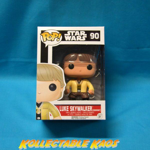Star Wars - Luke Skywalker Ceremony Pop! Vinyl Figure