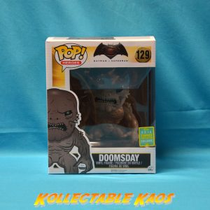 "Batman vs Superman: Dawn of Justice -SCE 2016 Doomsday 6"" Pop! Vinyl Figure SDCC"
