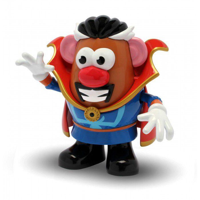 A NIGHTMARE ON ELM STREET Freddy Krueger Mr Potato Head Figurine PPW Toys