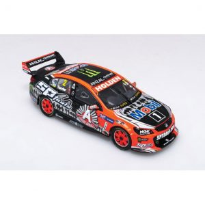 1:43 2015 Tyrepower Tasmania SuperSprint - Holden VF Commodore - HRT - ANZAC Livery - Tander