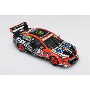 1:43 2015 Tyrepower Tasmania SuperSprint - Holden VF Commodore - HRT - ANZAC Livery - Courtney